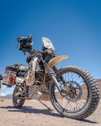 Motorradreifen im Test