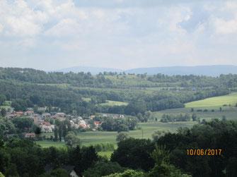 06/17: WT Bindlach: Bindlacher Berg und Fichtelgebirge (Ochsenkopf)
