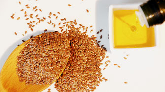 Mehr Leistungsfähigkeit mit Omega 3 Fettsäuren - Vegansports