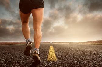 Lauf dich fit und jung