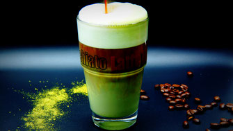 Matcha Kaffee - Fitmacher - vegansports fit & healthy