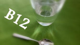B12 - lebenswichtiges Vitamin - Vegansports