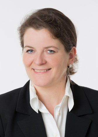 Pressereferentin Claudia Kook