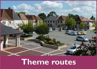Theme routes heritage vic-bilh madiran