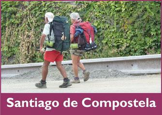 Santiago de Compostela voie d'arles vic-bilh madiran