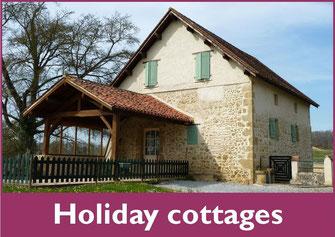 holiday cottages vic-bilh madiran