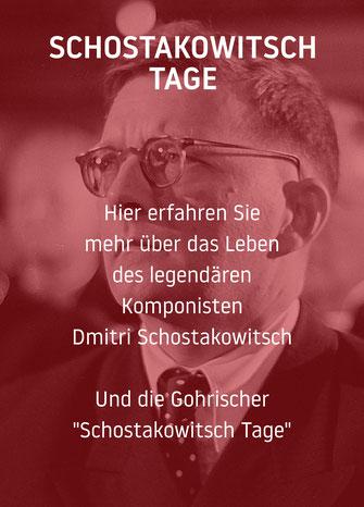 Schostakowitsch Tage, Credit Deutsche Fotothek.