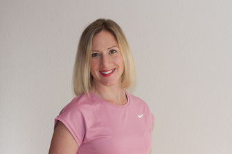 Dance Fitness Instruktorin Sandra Burdet