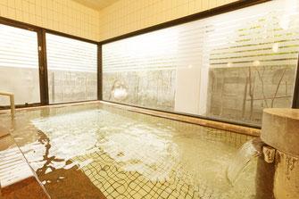 ホテルアマービレ舞鶴の大浴場