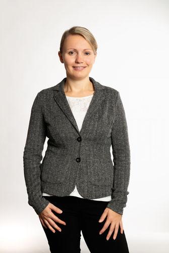 Diaetologin Tanja Heiling, BSc