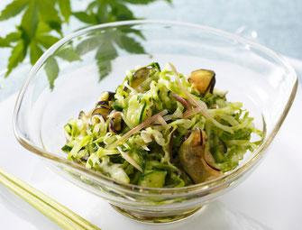 夏野菜のさっぱり漬けの写真