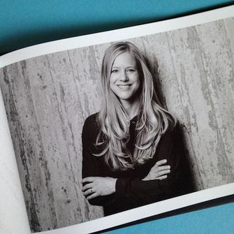 Porträt der Autorin Anja Kiel