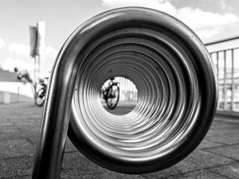Fotografischer Tunnelblick