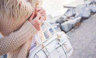 Handtasche und ihre Bedeutung für eine Frau