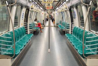 Transportmittel Singapur