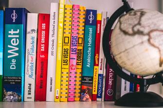 Büchertipps für Weltenbummler