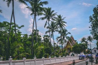Transportmittel Laos