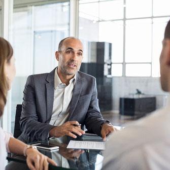 Unternehmensberatung, Steuerberatung und Coaching für den Mittelstand