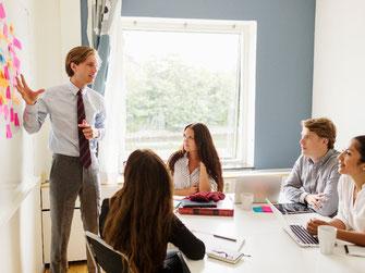 Unternehmensberatung & Coaching für den Mittelstand