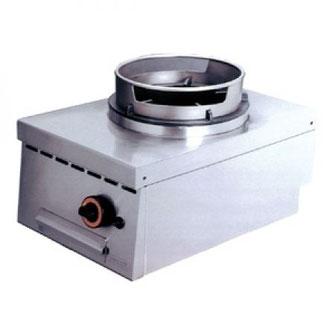 Nayati Tischkocher mit einer Kochstelle und bis zu 13 kW Leistung.