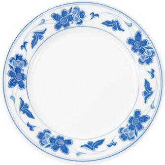 Blaue Blüten (China)