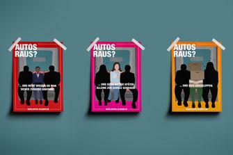 Auszug aus einer illustrierten Kampagne