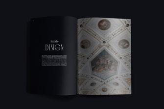 Designmanual - Werbeanzeige