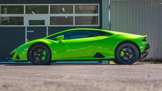 Lackschutzfolie Bodyfence Lamborghini Huracán