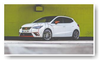 Seat Ibiza Autofolierung