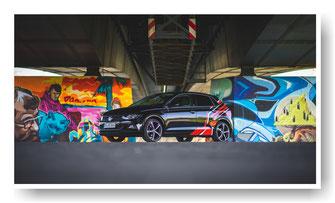 Foliendesign VW Polo