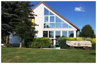17438 Wolgast, Ostvorpommern, Modernes Einfamilienhaus mit 2 Gästewohnungen in schöner Dorflage bei Wolgast, Zweifamilienhaus, unweit von Usedom - ImmobilienScout24, expose/98503533#/
