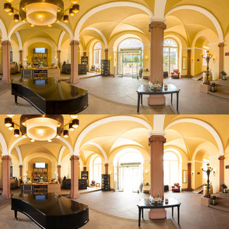 360 Grad Panorama Tour in HDR-Qualität