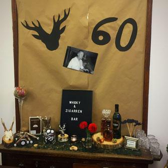 Südtirol lässt grüßen - 60. Geburtstag