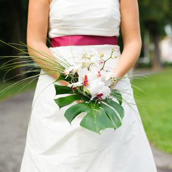 stilvolle Hochzeit in der Kelter