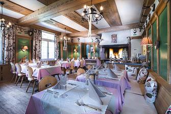 Restaurant Jaegerstuebli im Hotel Bellevue