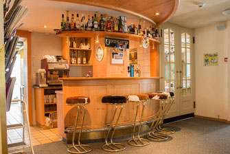 Bar im Hotel Bellevue