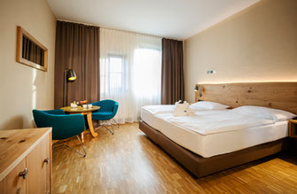 Bio Fairtrade Hotelwäsche im Hotel Rogner Bad Blumau
