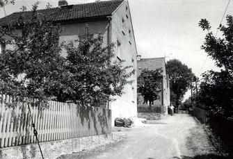 Bild: Wünschendorf 1971 Bergstraße 23