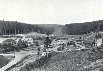 Bild: Wünschendorf Talsperre Neunzehnhain I