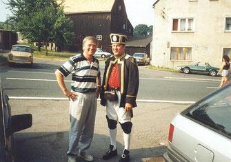 Bild: Wünschendorf Anton Hofer und Christian Findeisen Wünschendorf