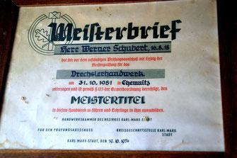 Bild: Wünschendorf Holzdrechslerei Schubert