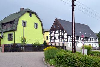 Bild: Wünschendorf Siedlung 101 links