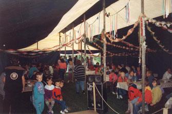 Bild: Wünschendorf Dorffest 1993