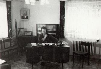 Bild: Wünschendorf Bürgermeister Hofmann
