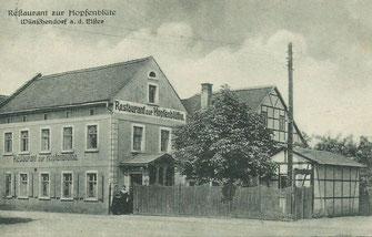 Bild: Wünschendorf Elster 1909