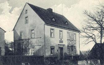 Bild: Wünschendorf Erzgebirge Zigarren Berger