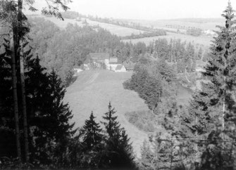 Bild: Wünschendorf Fuchsturm 1960