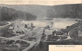 Bild: Wünschendorf Erzgebirge Talsperre