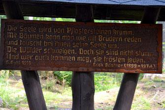 Bild: Tafel am Anton Günter Platz
