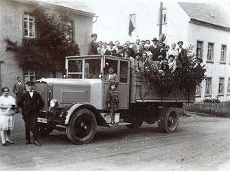 Bild: Wünschendorf Tankstelle Uhlmann Wünschendorf